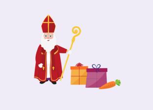 Sinterklaas onderbouw 1