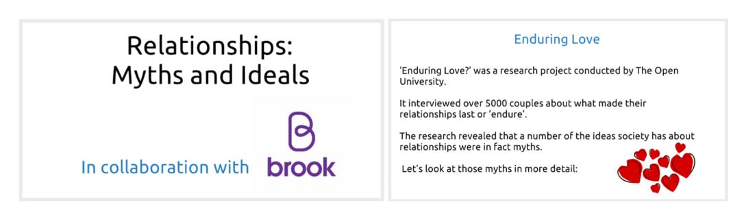 Relationships & Enduring love