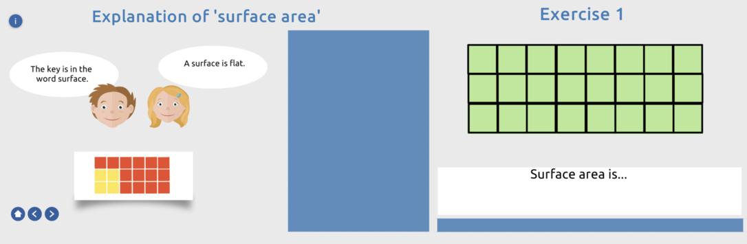 Calculating area
