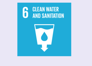 SDG 6 - Clean water & sanitation