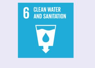 SDG 6 - Clean water & sanitation