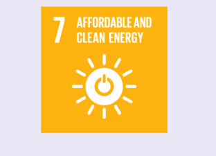 SDG 7 - Clean & affordable energy